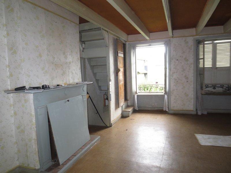 chambre avant rénovation