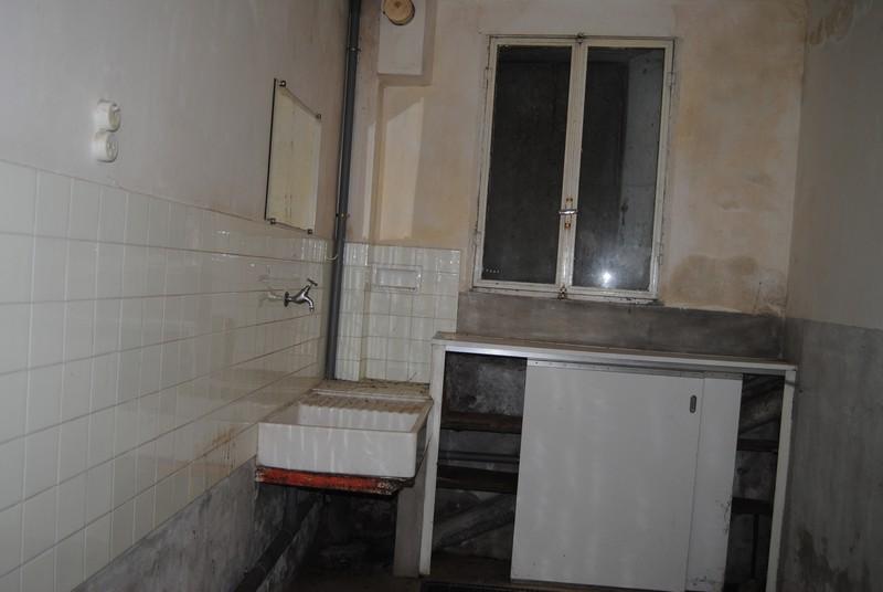 maison a rénover coin cuisine