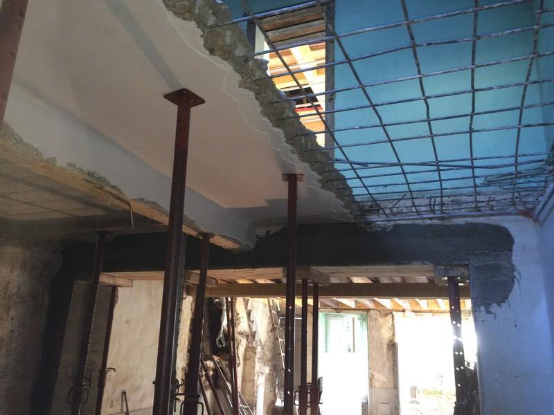 ouverture-mur-porteur-et-tremie-escalier
