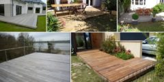 Terrasse en bois généralités