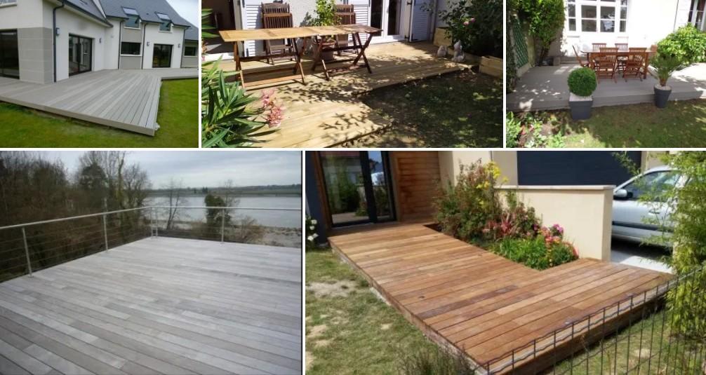 Terrasses en bois généralités