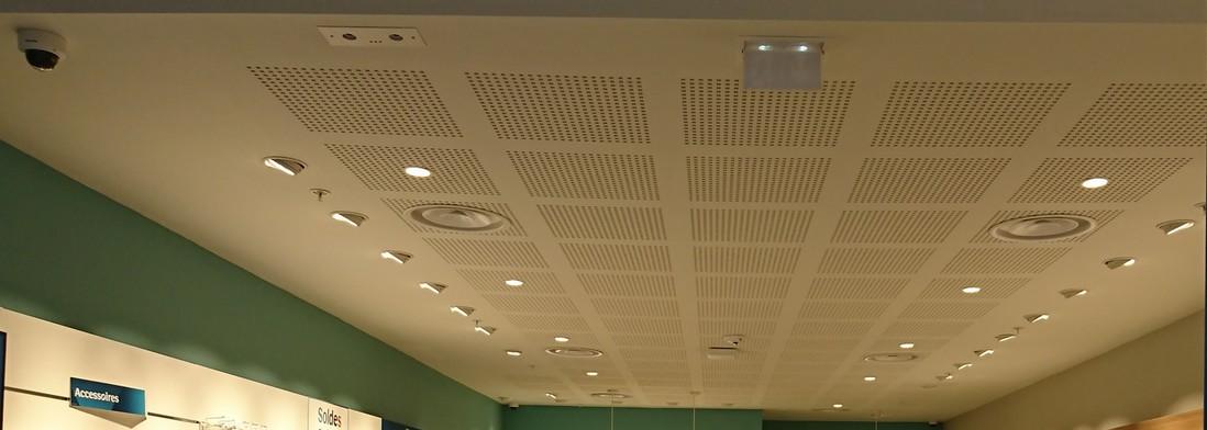 Faux plafond décoratif Quattro 41
