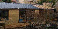1 Studio de jardin