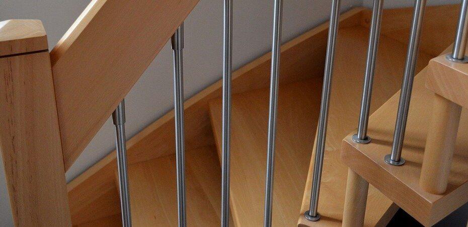 bannière escalier et sa pose